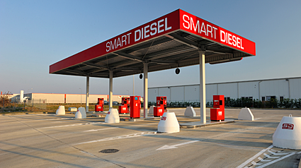 card de motorina Smart Diesel