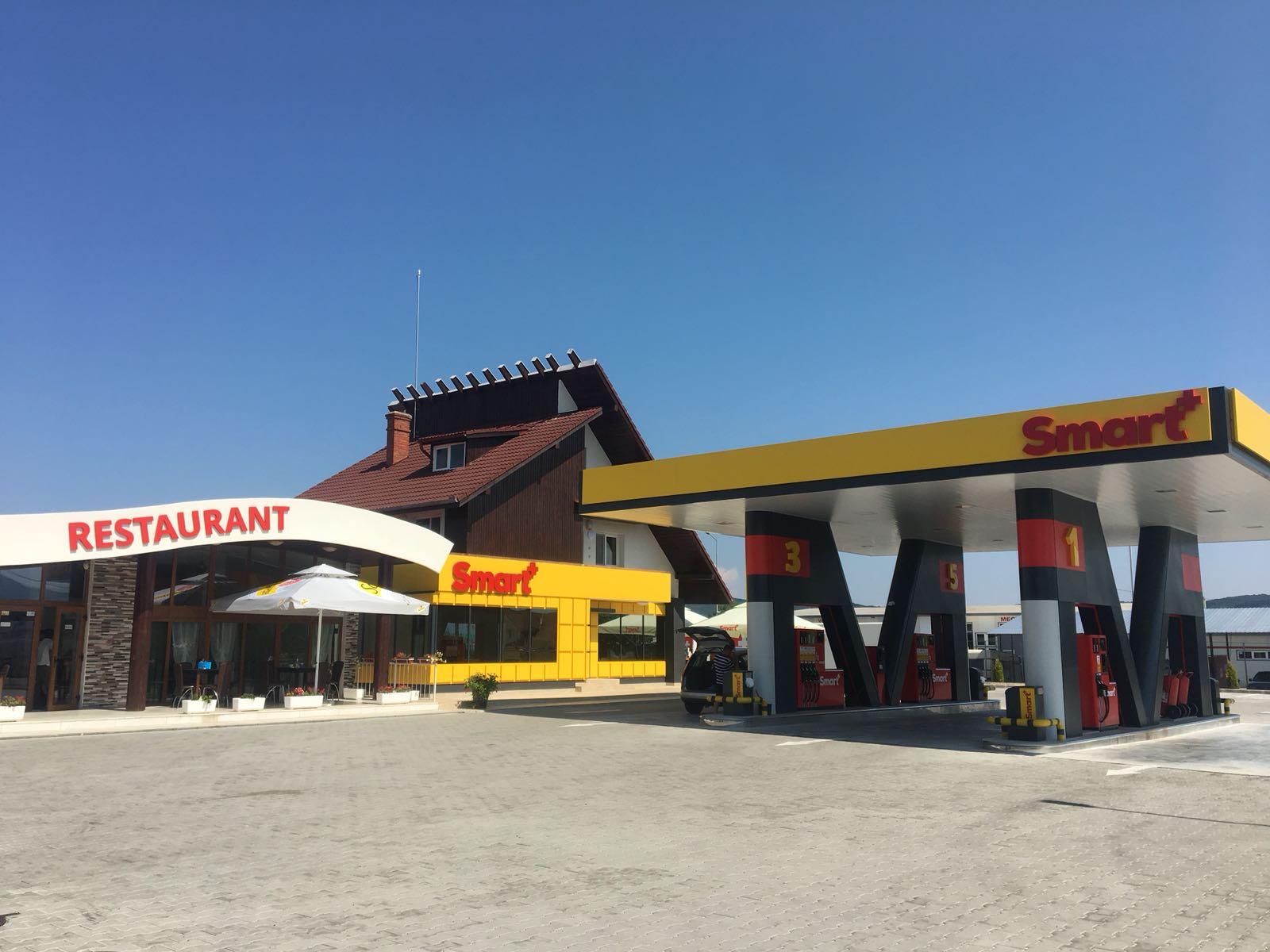 Prima benzinarie Smart+ din Romania a fost deschisa la Hateg