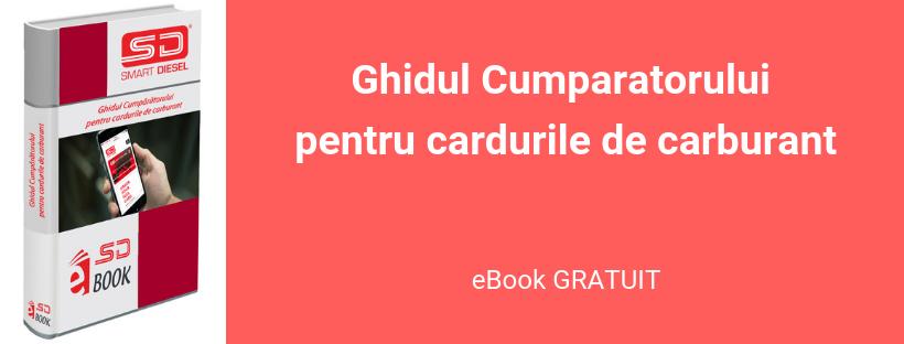 """eBook GRATUIT – """"Ghidul Cumparatorului pentru cardurile de carburant"""""""