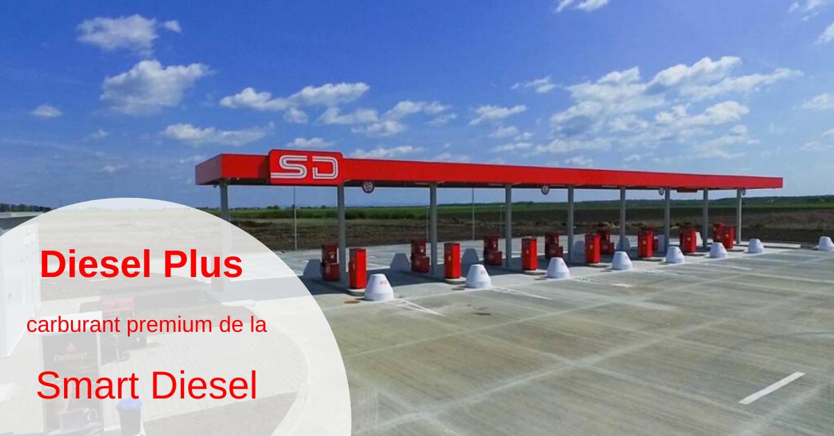 Diesel Plus – noul carburant premium al Smart Diesel
