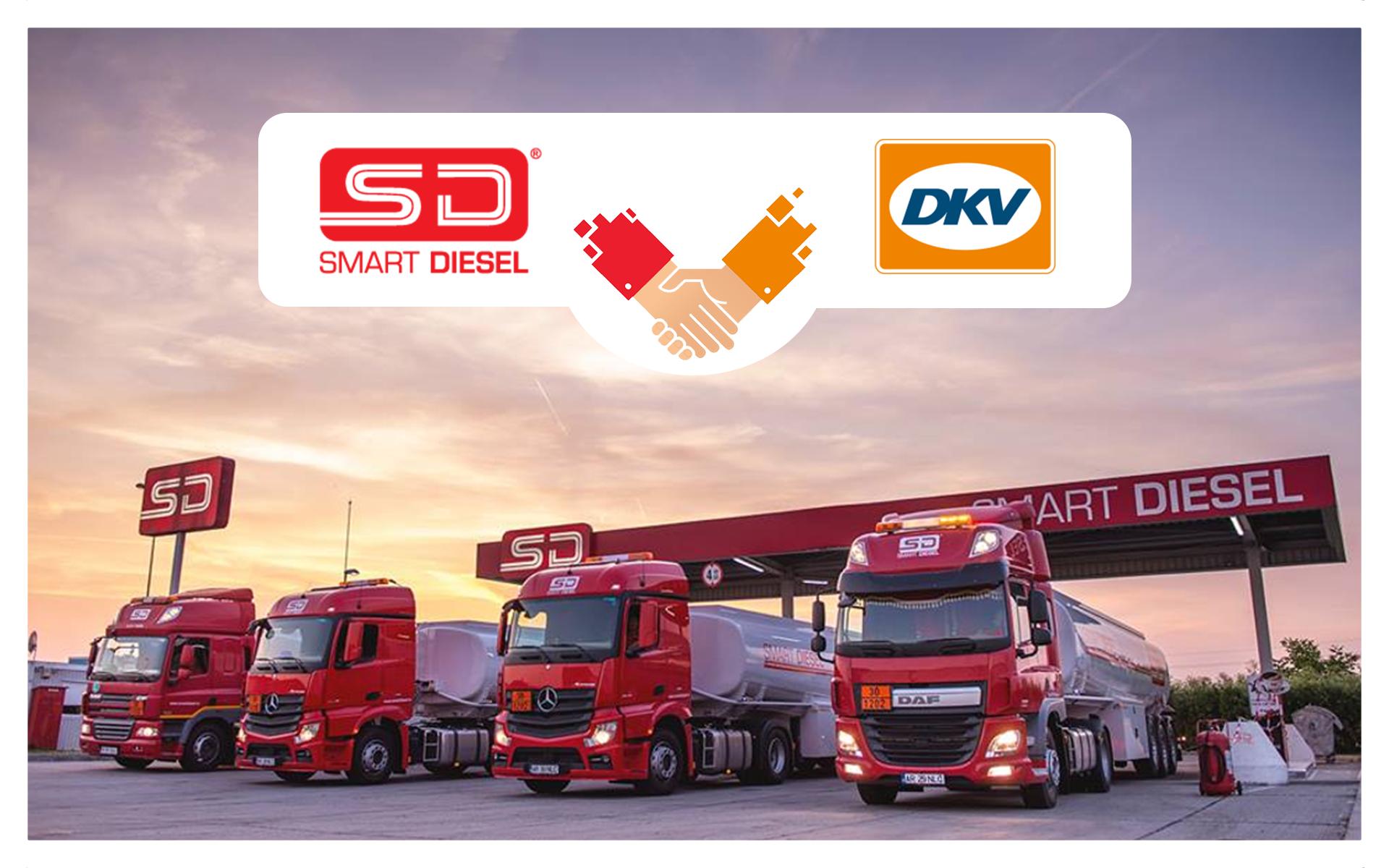 Acord între Smart Diesel și DKV