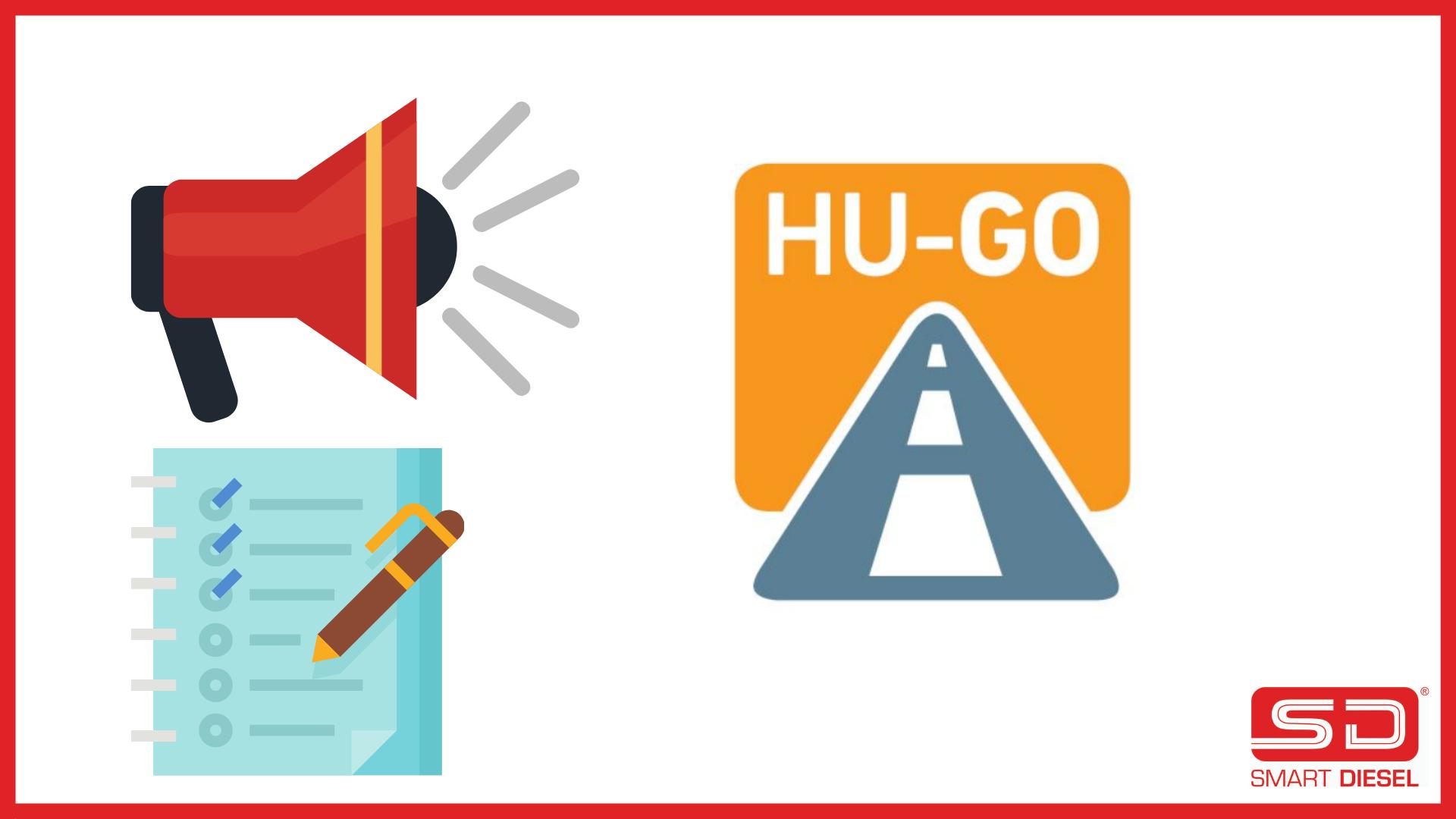 Modificari importante in sistemul HU-GO Ungaria